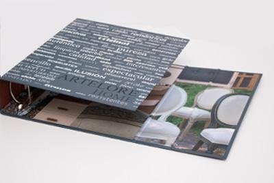 Carpetas cartón